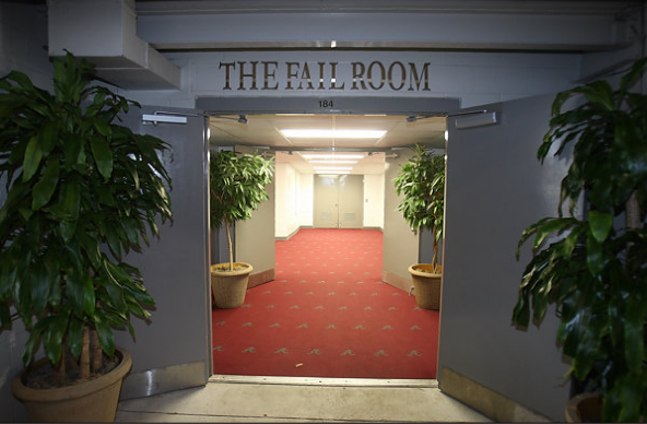 New Visitor S Locker Room At Alabama Quot The Fail Room